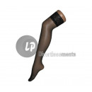 pair of socks for women black with lace