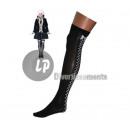 Großhandel Strümpfe & Socken: Paar Socken für die Frau Stil Spitzen Bogen &
