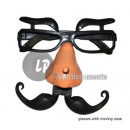 wholesale Glasses: nose and mustache glasses eyebrows moving