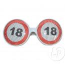 Großhandel Brillen:gag Gläser Gitter 18