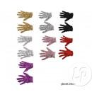 groothandel Kleding & Fashion: paar handschoenen in rode pailletten