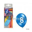 lot 12 balloons 8