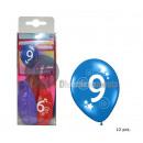wholesale Balls & Rackets:lot 12 balloons 9