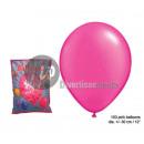batch van 100 roze ballonnen 30cm