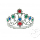 queen's crown and golden stone colors enf