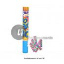 bomb confetti popper 40cm 30-year anniversary