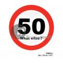 muur decor 50cm beperking 50 jaar