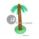 wholesale Garden playground equipment:inflatable palm 1m80