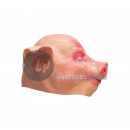 maschera in lattice nuovo maiale