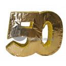 pinata birthday 50 years 40cm
