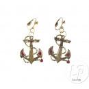 grossiste Bijoux & Montres: boucles d'oreilles marin ancre