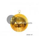 Großhandel Babyspielzeug: goldenen Spiegelkugel 30cm