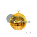wholesale Baby Toys:golden mirror ball 30cm