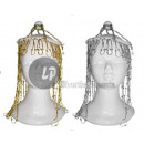 wholesale Beads & Charms:Golden pearl cap