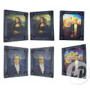 wholesale Pictures & Frames: Table holographic horror 26x31cm