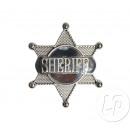 mayorista Utillaje de jardin: Estrella de sheriff 7.5cm dinero plástico