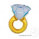 grossiste Bijoux & Montres: bague diamant gonflable 104x63.5cm