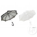wholesale Costume Fashion:black lace umbrella 70cm