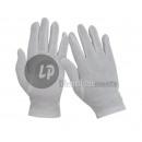 Großhandel Handschuhe: einfaches Paar weiße Handschuhe
