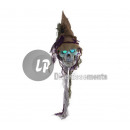 wholesale Lampes:hanging skull with hat