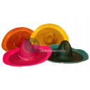 sombrero stro mix een kleur 47cm