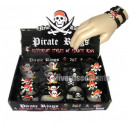 ingrosso Cinturini: Braccialetto Gel mix Pirata