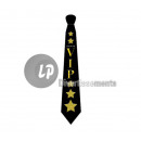wholesale Ties:black vip tie