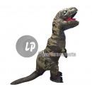travestimento t-rex gonfiabile
