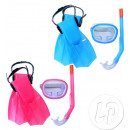 groothandel Watersport: snorkel en vinnen  kind kit serie 3-6 jaar