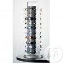 grossiste Fournitures de bureau equipement magasin: présentoir de  table pivotant pour 20 lunettes