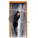 wholesale Curtains & Drapery: metallic black door curtain
