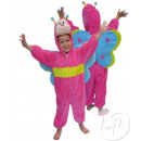 butterfly costume child size 128cm