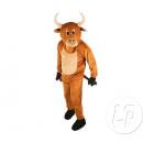 Großhandel Spielwaren:-Maskottchen-Kostüm  erwachsene Plüsch Stier