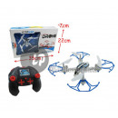 wholesale RC Toys: remote controlled drone with led's 19cm