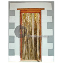 wholesale Curtains & Drapery: Curtain Metallic door dore