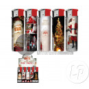 lot of 50x Lighter Santa Claus
