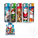 wholesale Lighters: lot of 50x Christmas Lighter