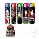wholesale Lighters: lot 50x lighter  santa rock'n roll