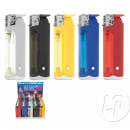 wholesale Lighters: batch of 25x electronic Lighter and bright led