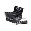 Packet OCB foglie sottili lungo Premium Black