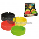 wholesale ashtray: soft silicone ashtray mix