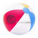 groothandel Sport & Vrije Tijd: opblaasbare strandbal met sneetjes 51cm
