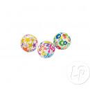 Großhandel Wassersport & Strand: Wasserball dekoriert 51cm