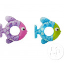 Großhandel Wassersport & Strand: Boje Fisch geformt 77.5x76cm