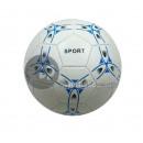 270g PVC Fußball  Größe 5 BLUE & WHITE