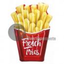 Großhandel Wassersport & Strand: aufblasbare Matratze Kornett Pommes 1.75x1.32m