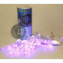wholesale Light Garlands: light garland 10 stalactites 20 leds blue 3.