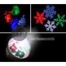 Großhandel Foto & Kamera: LED 1w Projektor 4 bunte Mischmuster