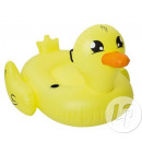 inflatable duck riding yellow 1.35x0.91m