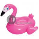 Inflatable Flamingo Inflatable Riding 1.35x1.19m